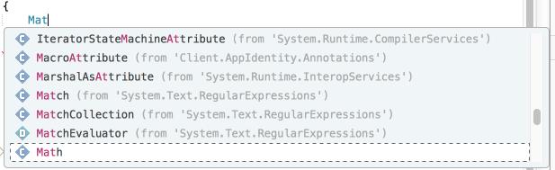 Настройка Xamarin Studio для полноценной работы с кодом - 5