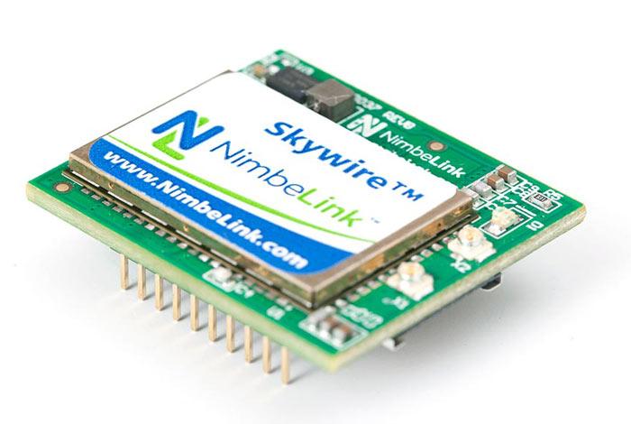 У NimbeLink готов первый в отрасли сертифицированный встраиваемый модем 4G LTE Cat 1 для IoT