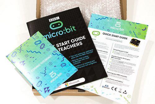BBC начала рассылать миллион микрокомпьютеров micro:bit школьникам Соединённого Королевства - 3