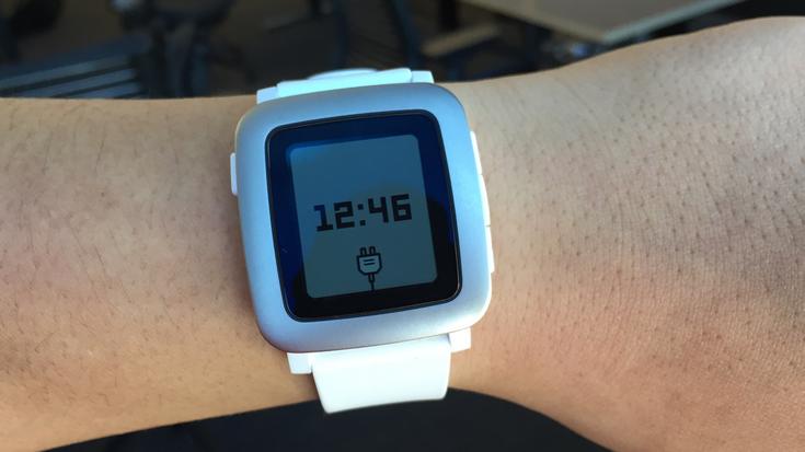 Pebble научила свои умные часы отображать русский язык