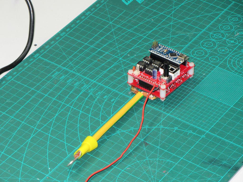 Аппарат для точечной сварки на основе Arduino Nano - 3