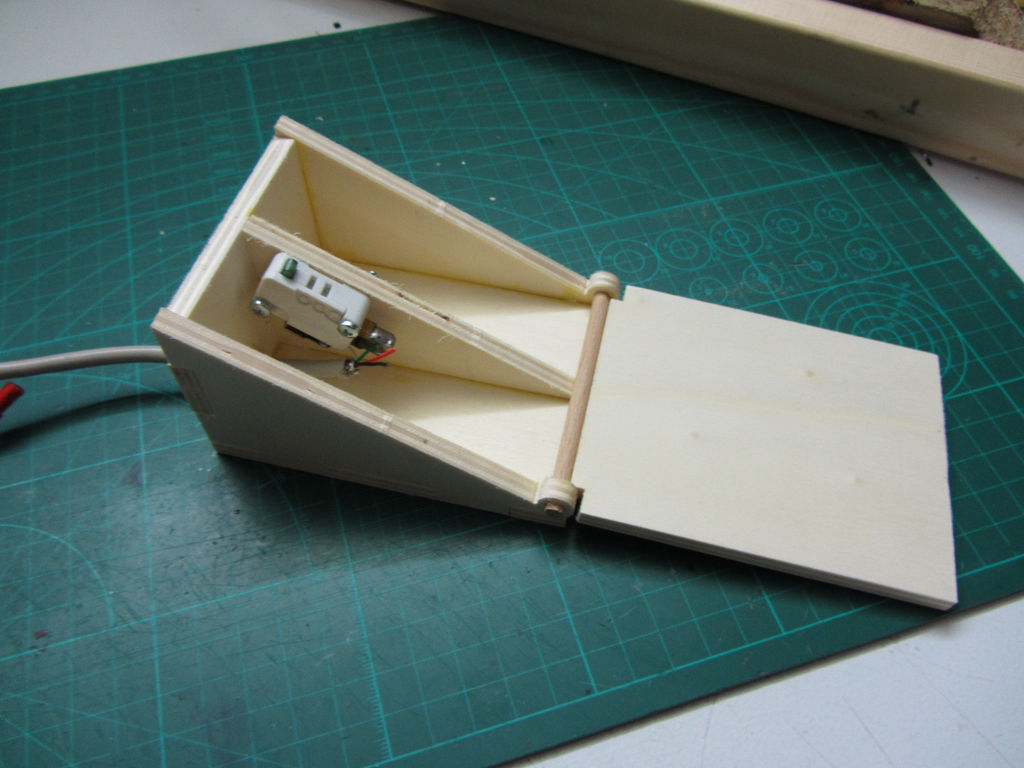 Аппарат для точечной сварки на основе Arduino Nano - 7