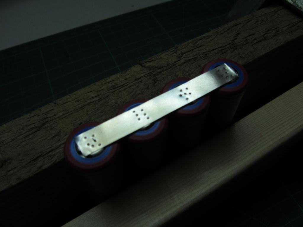 Аппарат для точечной сварки на основе Arduino Nano - 8