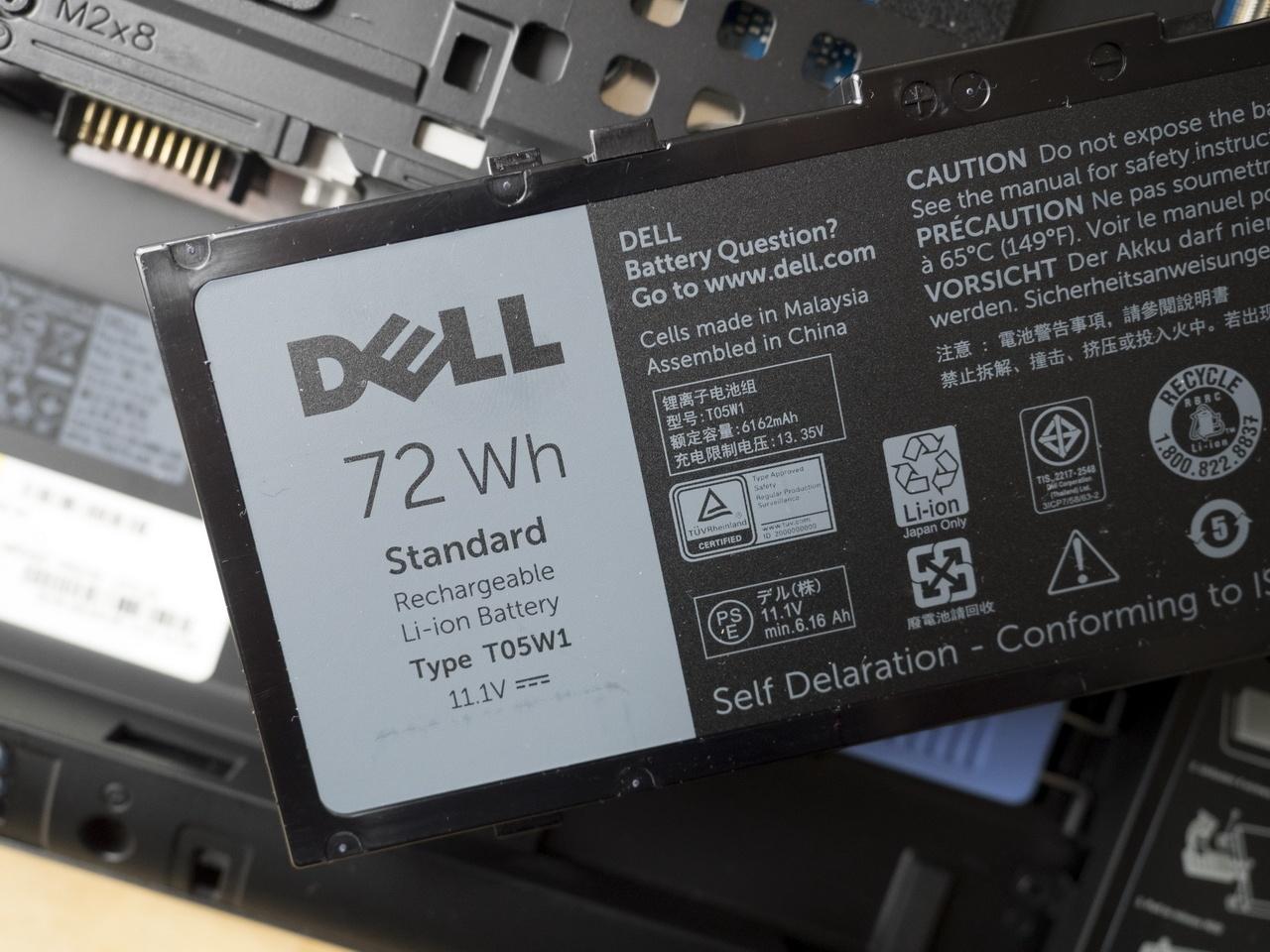 Рабочая станция Dell Precision 15 7000 Series (7510): Компромиссов больше нет - 10