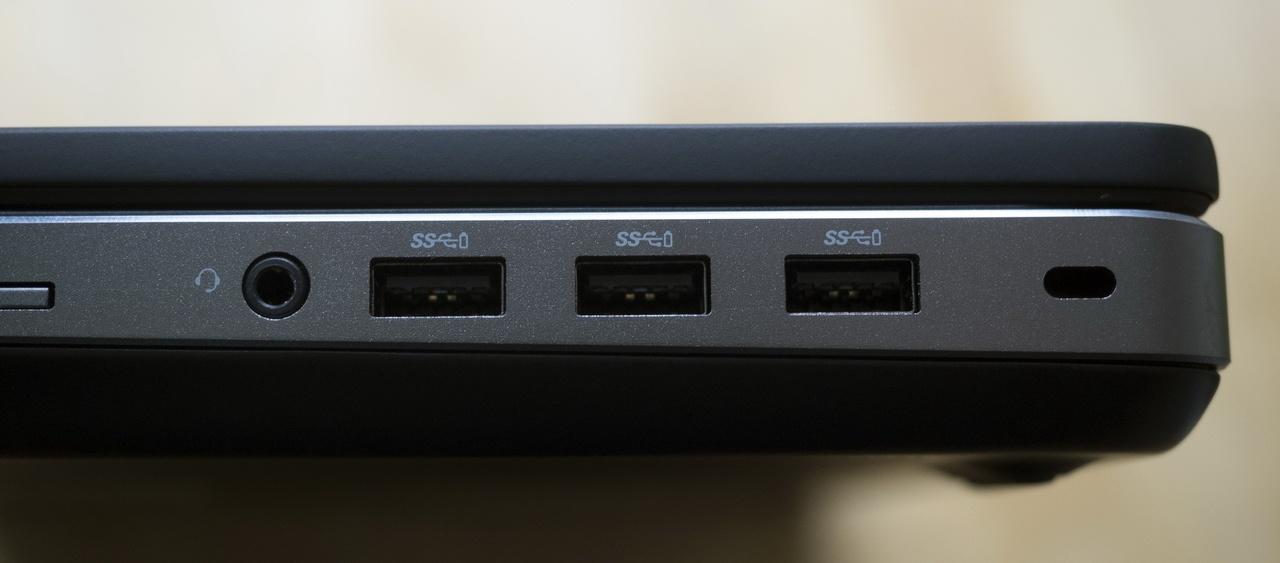 Рабочая станция Dell Precision 15 7000 Series (7510): Компромиссов больше нет - 12
