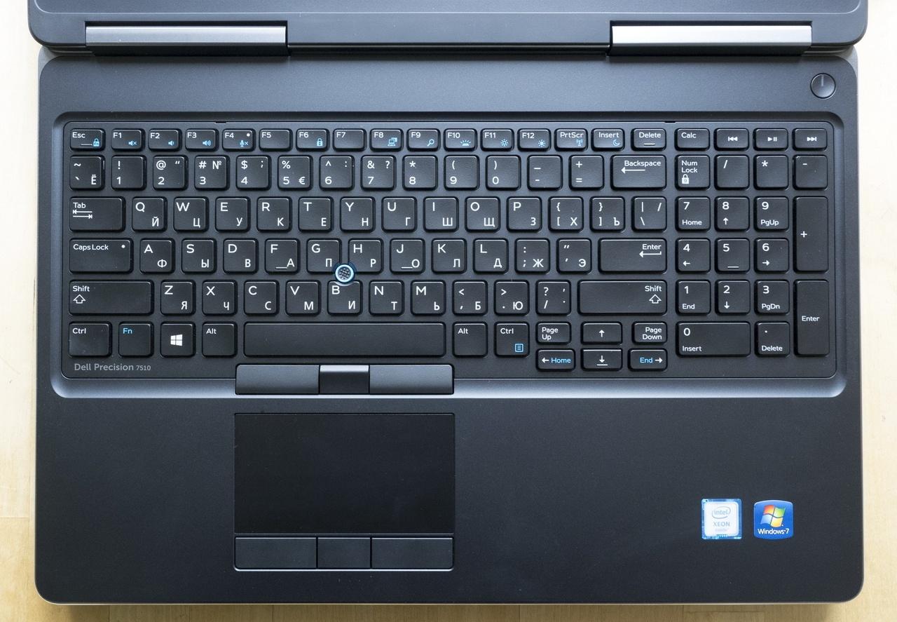 Рабочая станция Dell Precision 15 7000 Series (7510): Компромиссов больше нет - 16