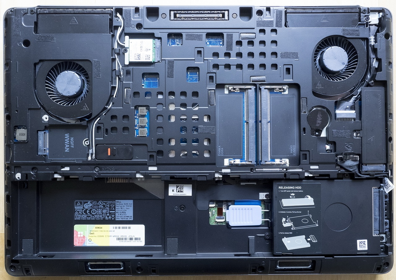Рабочая станция Dell Precision 15 7000 Series (7510): Компромиссов больше нет - 4