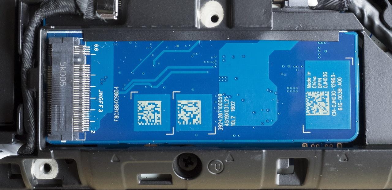 Рабочая станция Dell Precision 15 7000 Series (7510): Компромиссов больше нет - 8