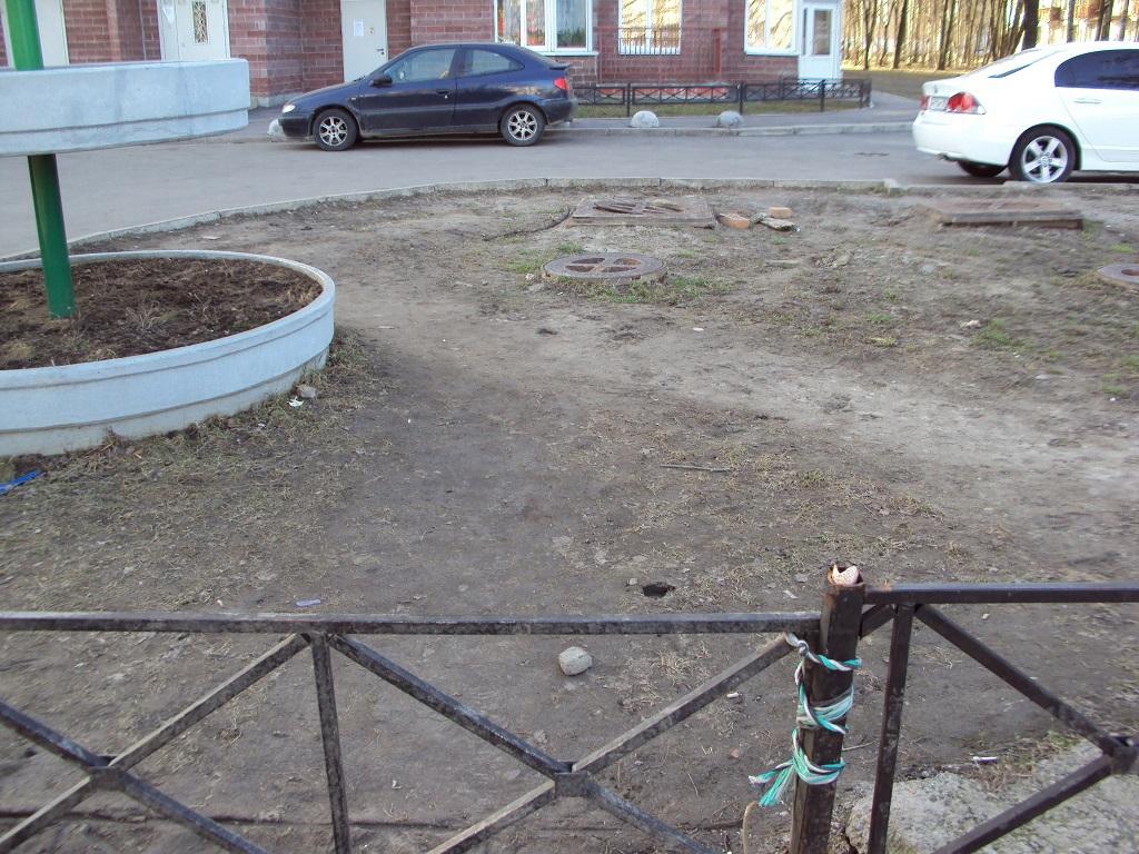Уличная грязь и симуляция движения пешеходов - 2