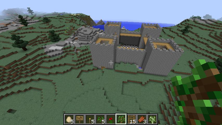 Увлекательное программирование: изучаем Minecraft - 6