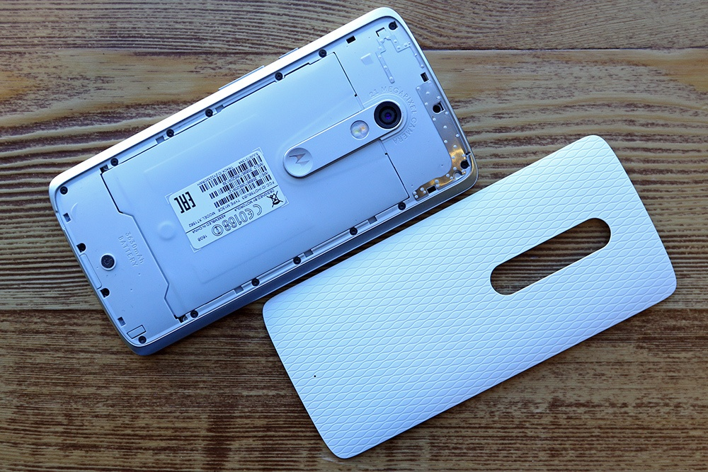 Moto X Play: яркий смартфон с ёмкой батареей - 3