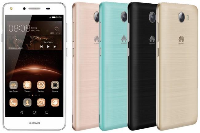 Бюджетный смартфон Huawei Y5 II появится во втором квартале по цене около $165