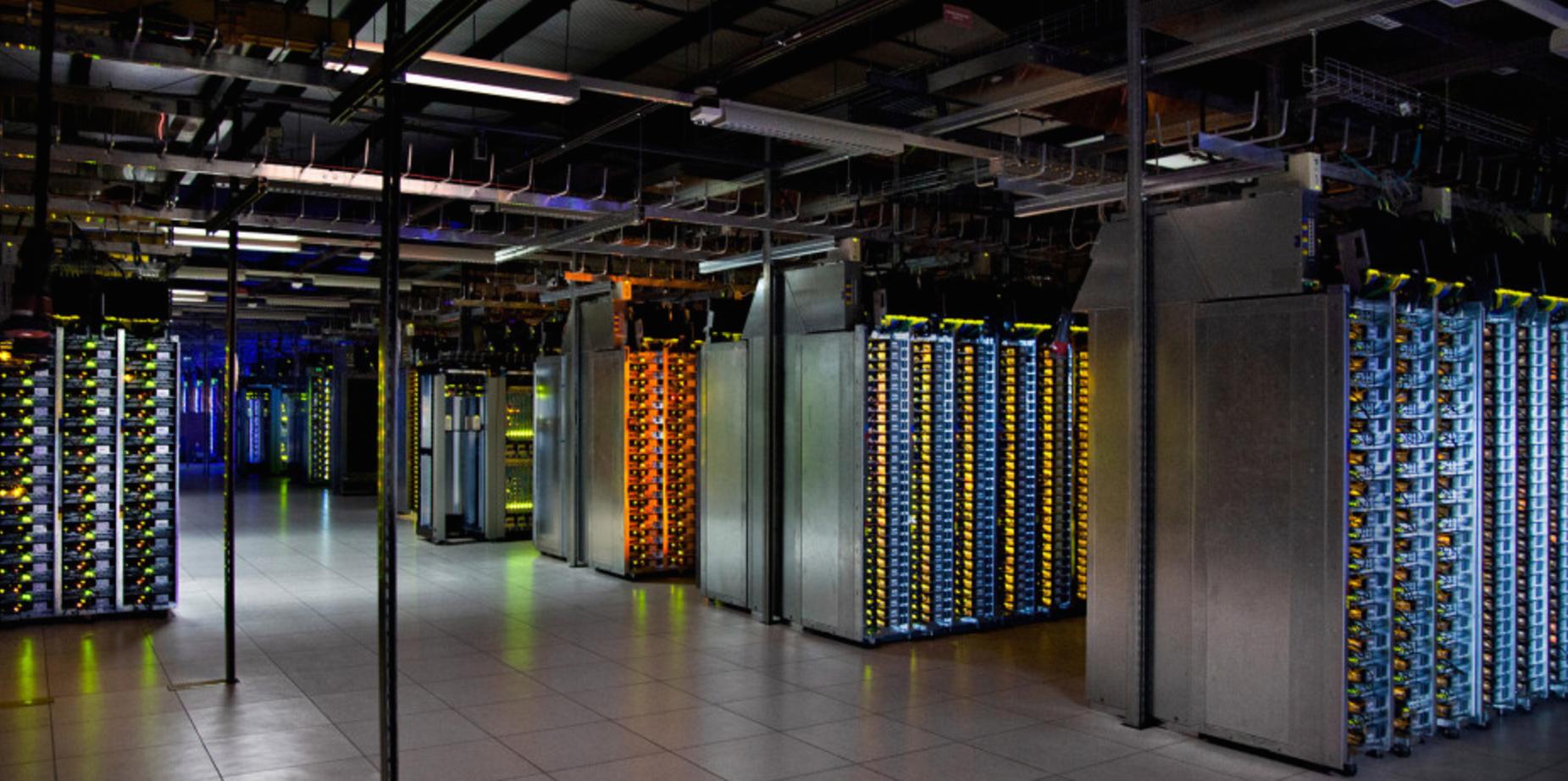 Новости на рынке серверных ферм - 4