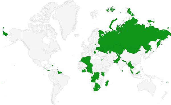 В Анголе на всю катушку используют бесплатный трафик Wikimedia - 2