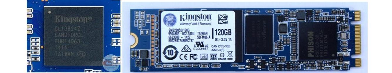 Сам ты винчестер! Разбираемся в конструкции SSD - 3