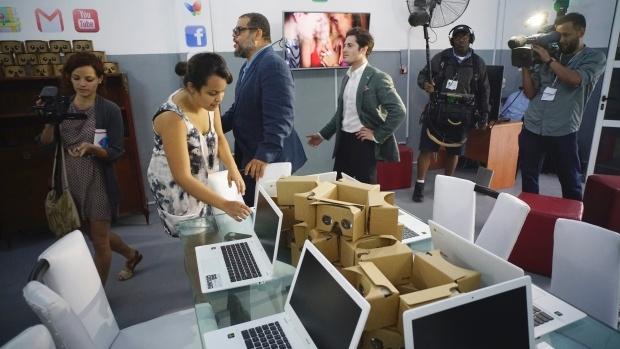 Кубинцы уже имеют возможность опробовать быстрый Интернет
