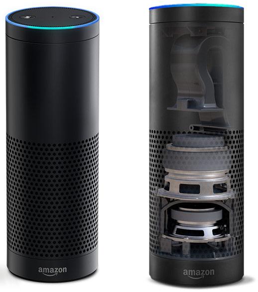 Пока купить Amazon Echo можно только по приглашению