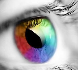 Из-за мутации в X-хромосоме некоторые женщины различают в 100 раз больше цветов, чем обычные люди - 1
