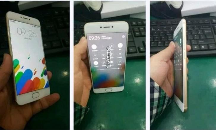 Появились реальные фотографии смартфона Meizu Pro 6