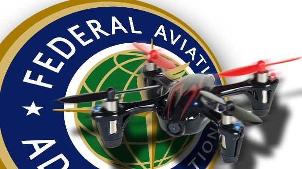 За полгода FAA зафиксировало 583 инцидента с участием дронов