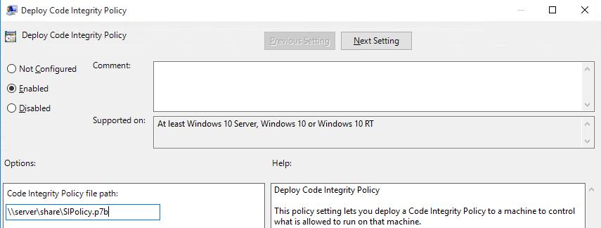 Device Guard в Windows 10. Политика целостности кода - 3