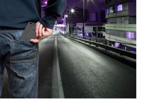 Ideal Conceal- пистолет в виде смартфона