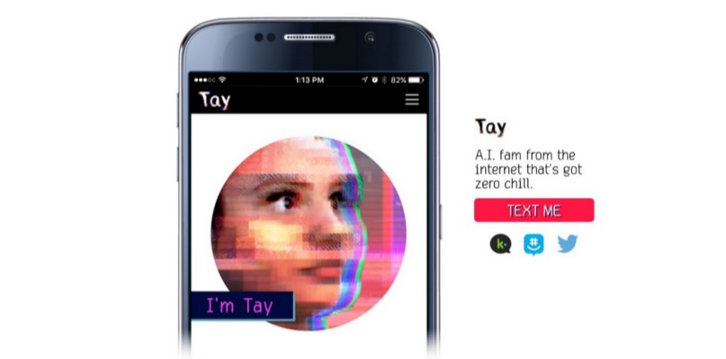 Microsoft официально извинилась за поведение чатбота Tay - 1