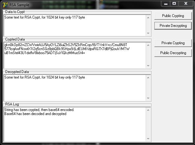 RSA шифрование через библиотеку OpenSSL в Delphi - 1