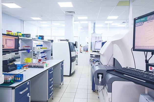 Лаборатория BION