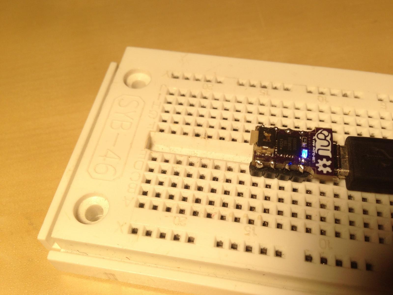 Маленькое, с восемью ножками и работает, как Arduino — что это? - 3