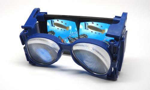 Поле зрения в очках виртуальной реальности - 7