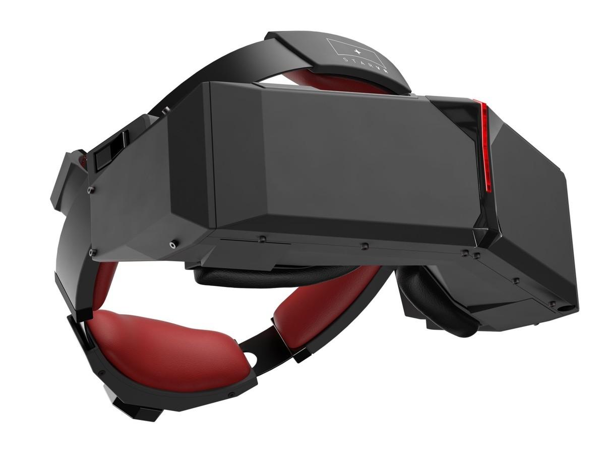 Поле зрения в очках виртуальной реальности - 8