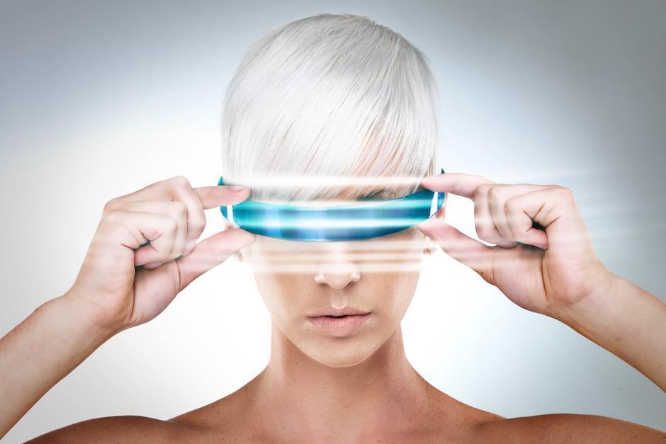 Поле зрения в очках виртуальной реальности - 1