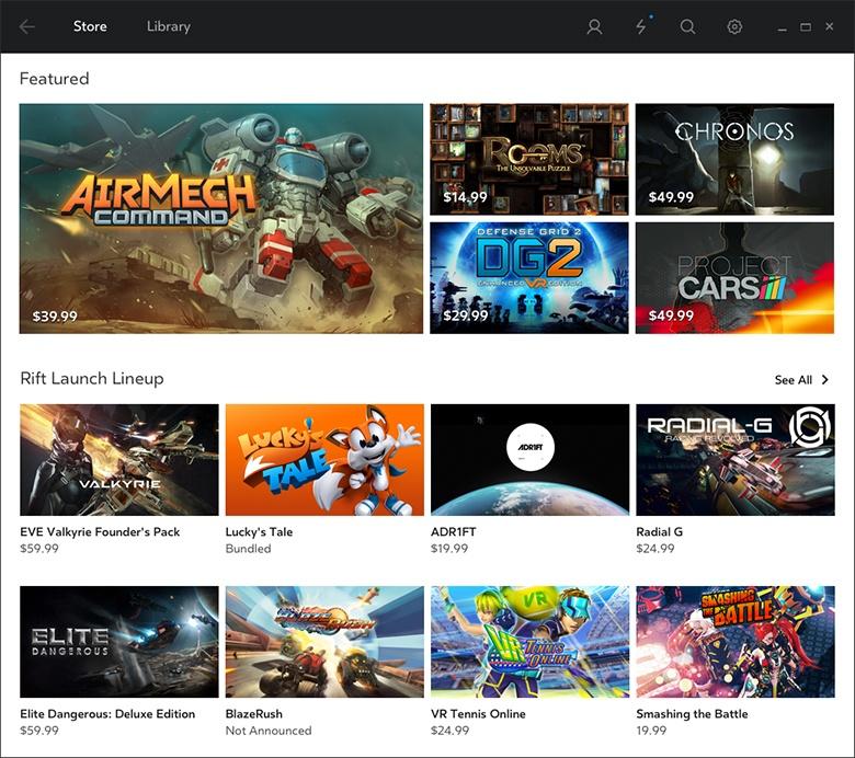 Революция началась. Сегодня стартовали продажи коммерческой версии Oculus Rift и 30 игр - 3