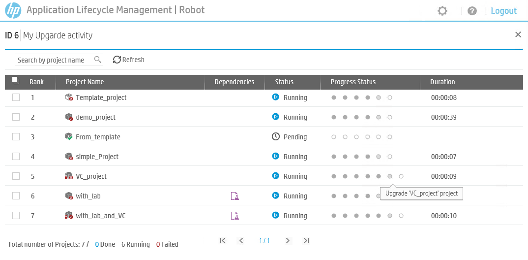 ALM Robot, или переход на новую версию ALM – это просто - 6