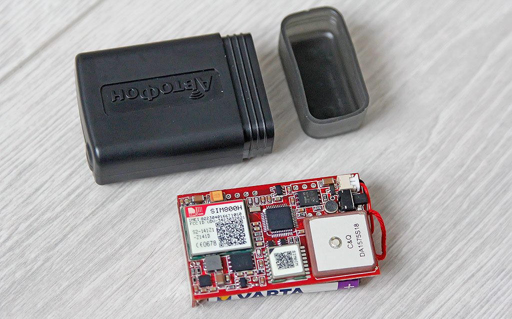 Автофон альфа-маяк, устройство отслеживания местоположения объектов - 11