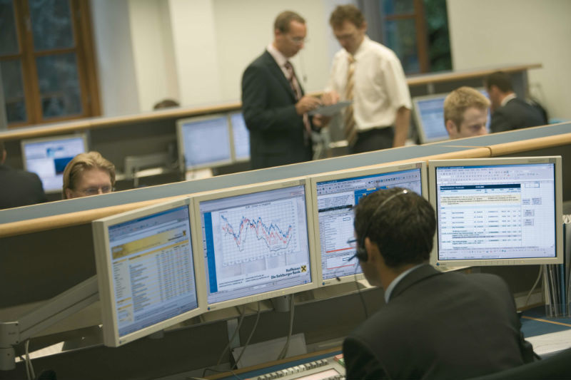 Какими могут быть алгоритмы для торговли на бирже: Базовая классификация - 1
