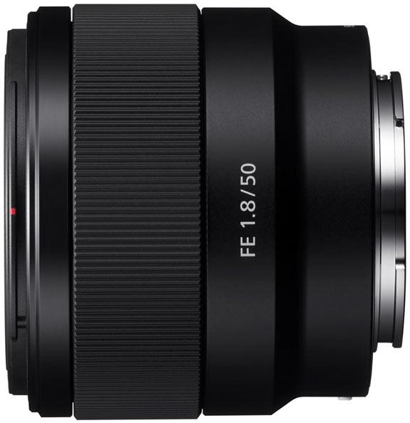 Продажи Sony FE 50mm F1.8 (SEL50F18F) должны начаться в мае по цене около $250
