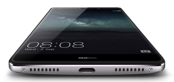 Преемник смартфона Huawei Mate S с изогнутым дисплеем ожидается во второй половине 2016