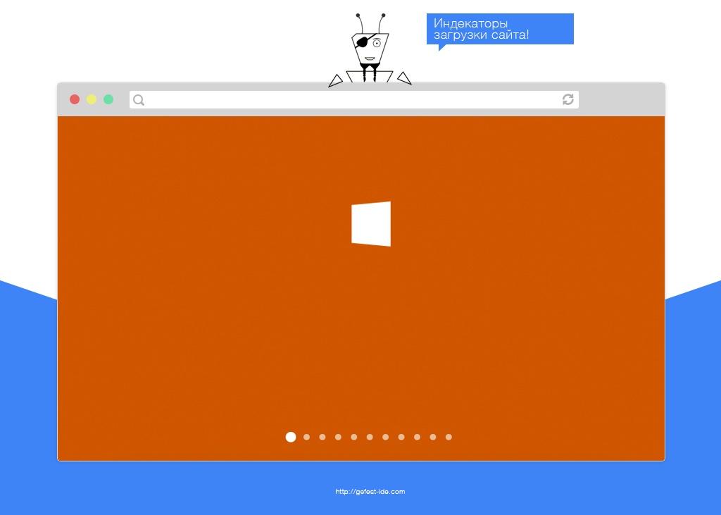 библиотека для создания индикаторов загрузки - Spinkit