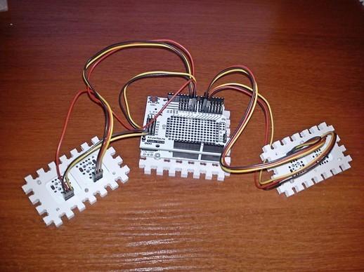 Технокуб для гиков — программируем свет - 11