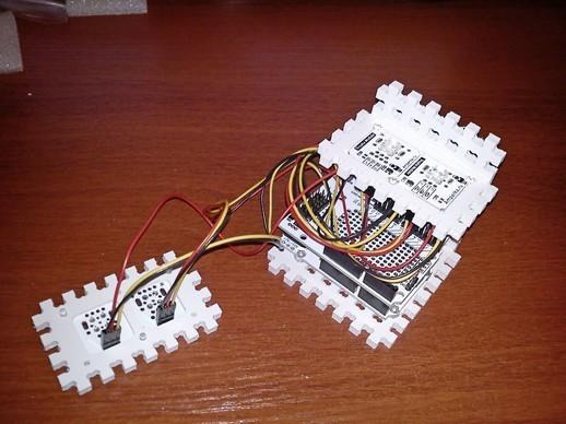 Технокуб для гиков — программируем свет - 12