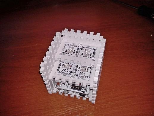 Технокуб для гиков — программируем свет - 15