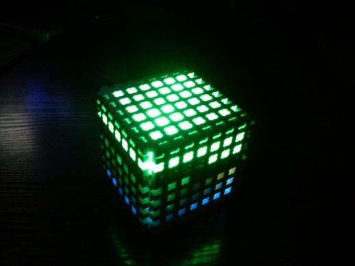 Технокуб для гиков — программируем свет - 21