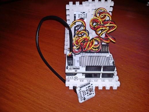 Технокуб для гиков — программируем свет - 22