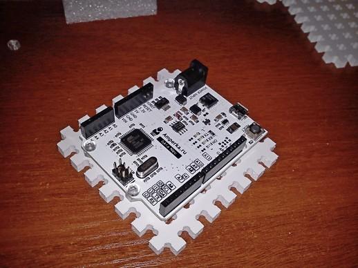 Технокуб для гиков — программируем свет - 8