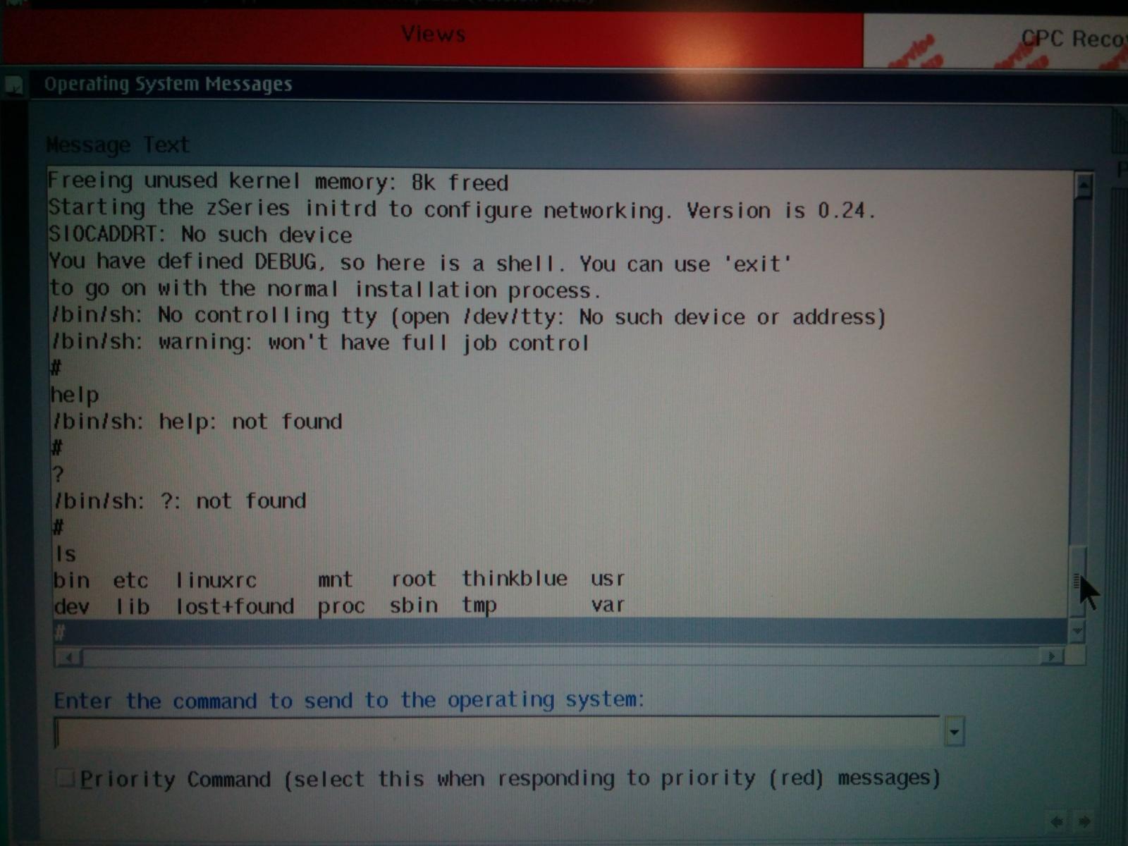 18-летний энтузиаст купил и установил в подвале мейнфрейм IBM z890 (2004 год) - 19