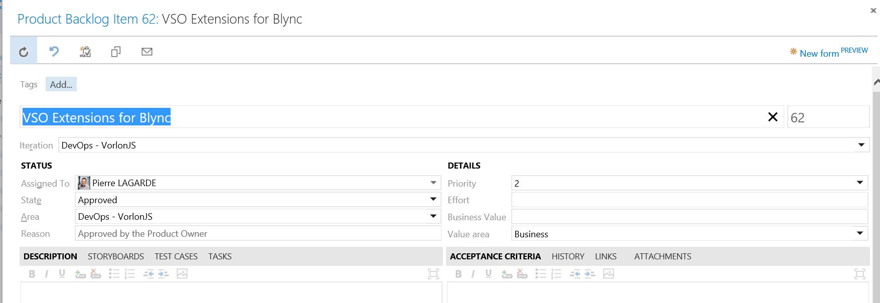 Как мы внедряли DevOps: планирование и управление проектами с помощью Visual Studio Team Services - 12