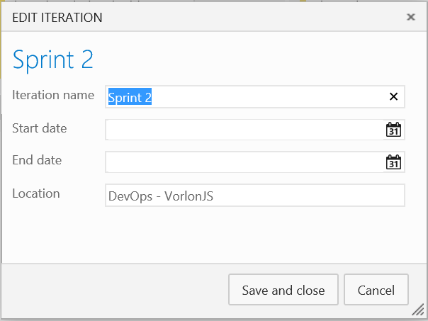 Как мы внедряли DevOps: планирование и управление проектами с помощью Visual Studio Team Services - 8