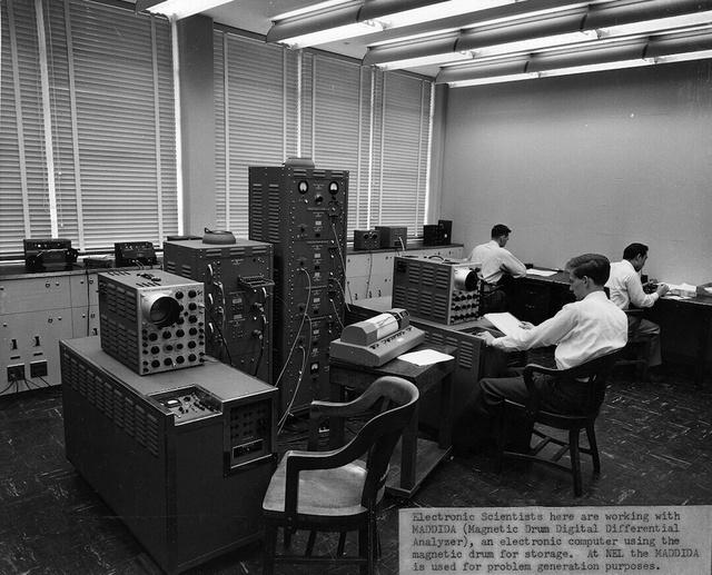Ламповые компьютеры: MADDIDA - 12
